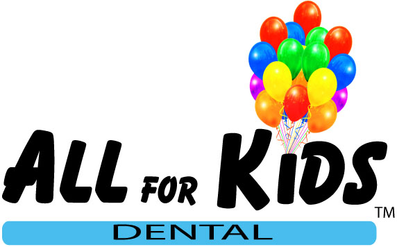 Logo for pediatric dentist Dr. Adrian Miller in Covington, GA